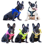 Soft Mesh Pet Vest Harness No Pull Adjustable Breathable