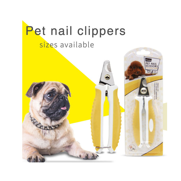 Pet Dog Cat Nail Scissors Clipper Trimmer Grooming Toe Trimmer Professional Tool