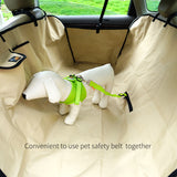 Ondoing Pet Seat Cover