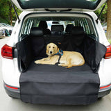 Pet car seat cover special for trunk of SUV