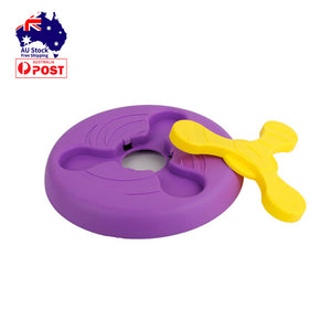 Large Dog Dog Fetch Toys Dog Flying Object Disc Outdoor Training Playing