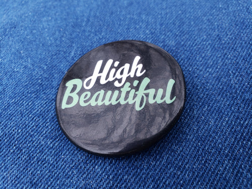 HIGH BEAUTIFUL BUTTON
