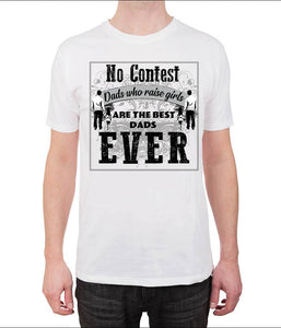 No Contest Best Dad Shirt - Trendie Days