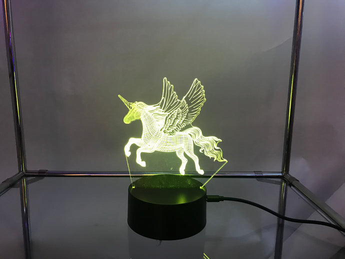 Pegasus 3D Light