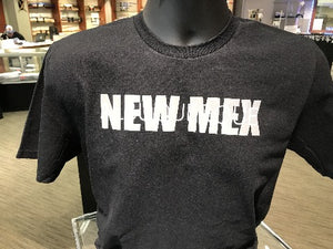 Albuquerque New Mexico t shirt lights off-Trendie Days