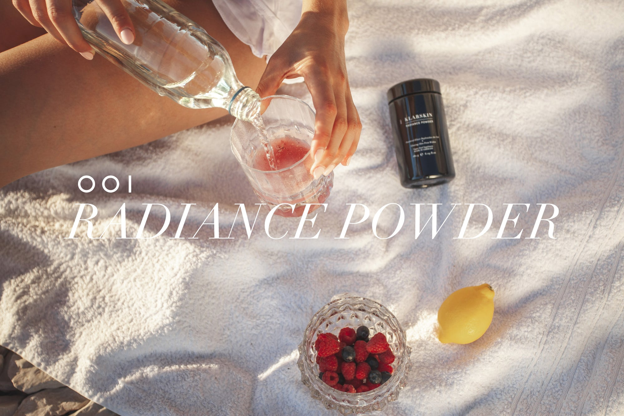 The Prime Microbiome - Radiance Powder