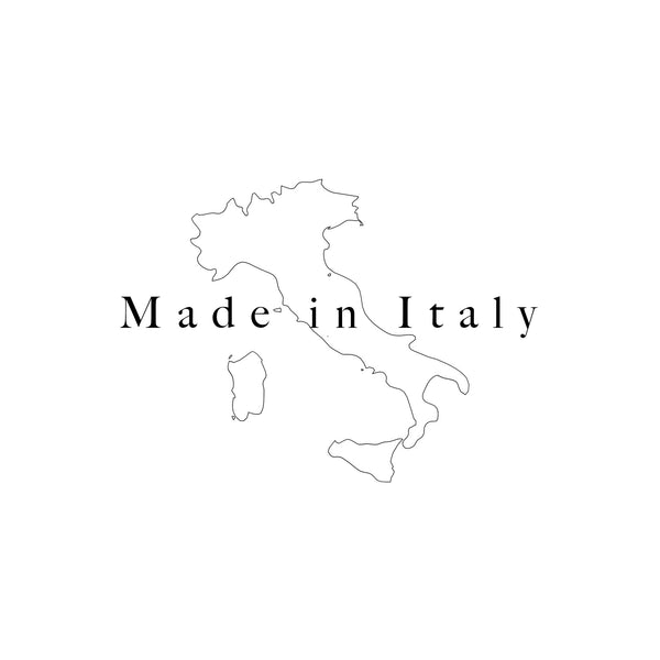 "Made in Italy - ""Quality is the best form of Sustainability"""