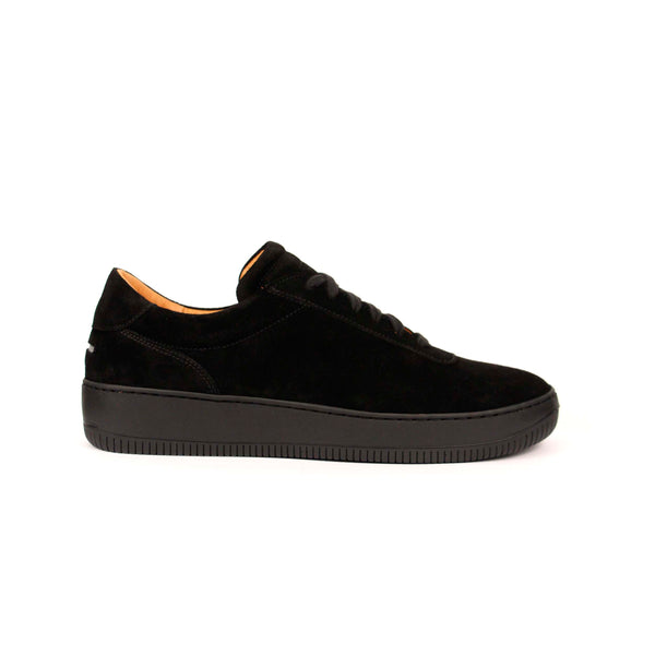 Clement Suede Black