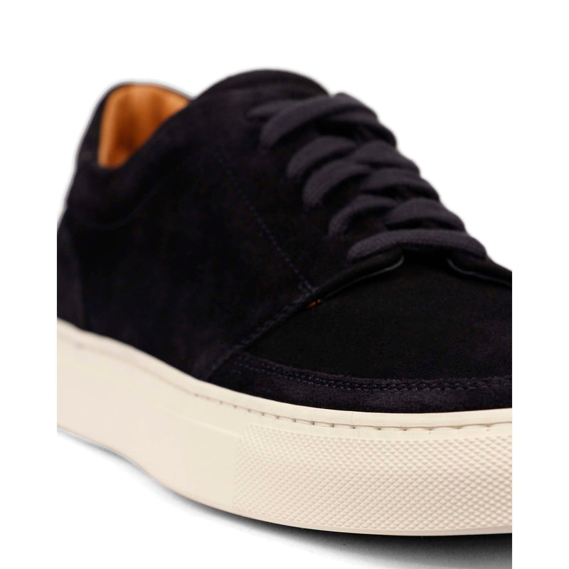 Saviour Suede Navy
