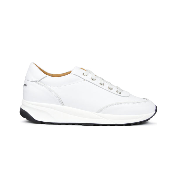 Trinity Leather Tonal White