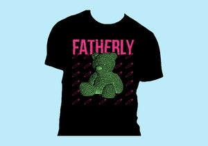 Fatherly T-Shirt (Punk Edition)