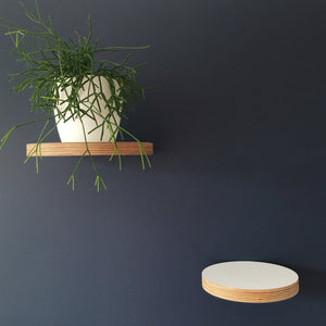 3 Piece Minimalist Floating Shelf Set