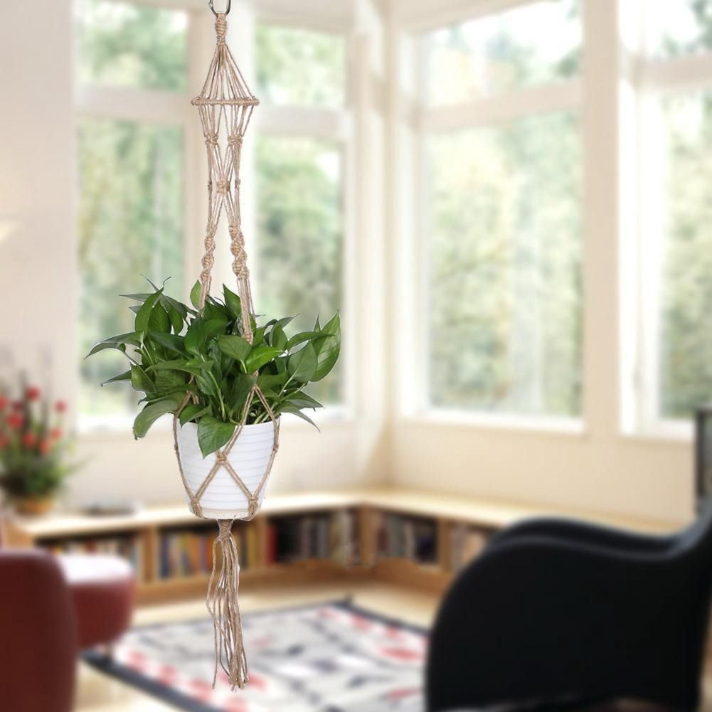 Dream Catcher Macrame Hanger
