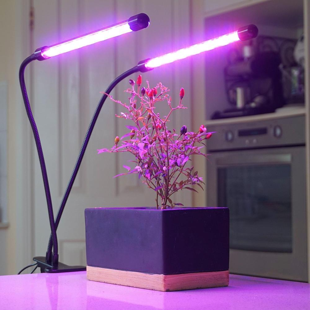 LED Grow Light - Double