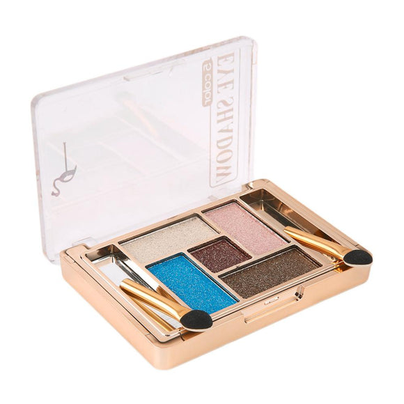5 Colors Eyeshadow Plate Make Up Eye Shadow Cosmetics Makeup Set Beauty Drop Shipping
