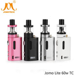 Original JomoTech Lite 60W TC Mod 1600mAh Battery Mod 60W Electronic Cigarette Kit Temperature Control OLED E-cigarette Jomo-129