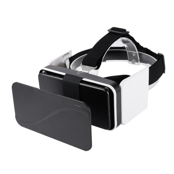 1pcs Adjustable 3D Virtual Reality Glasses HD Immersive Experience Folding VR Box Viewing Glasses