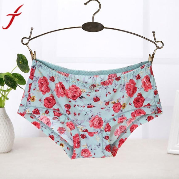 Summer Soft Seamless Briefs Underwear Women Sexy Underpants Lingerie Briefs Hipster Underwear Ultra-thin Comfort Panties