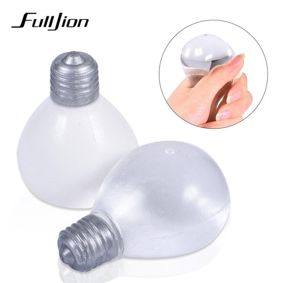 Fulljion Antistress Toys Anti-stress Ball Entertainment Bulb Stress Relief Toys Lamp Outdoor Fun Sports Gadget Novelty Gag Joke