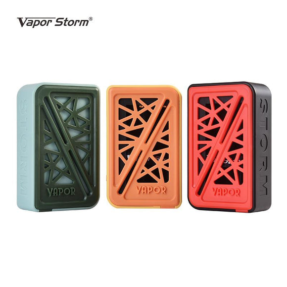 Vapor Storm Subverter 200W Box Mod Vape Electronic Cigarette TC TCR TFR 0.96 Inch Screen Plastic Cover Mod box e cigarette