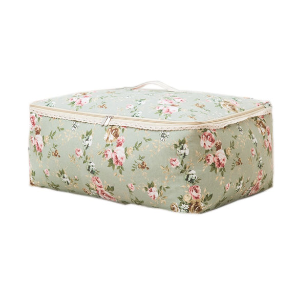 Quilt Bag Storage Bag Beddings Blanket Organizer Storage Containers for Bedding House Moving Cloth Storage