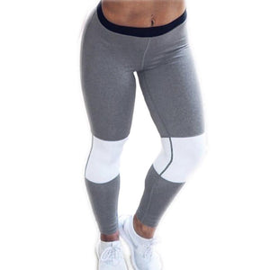 Women's Running Pants Tights Sexy High Waist Yoga Pants Quick Dry Elastic Trousers#FC21