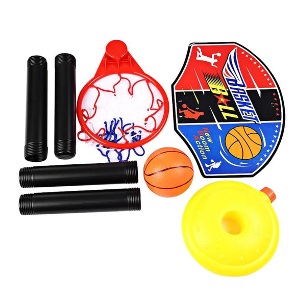 Indoor Outdoor Sports Children Adjustable Basketball Hoop New Training Toy Set Stand Basquete Ball Net Board