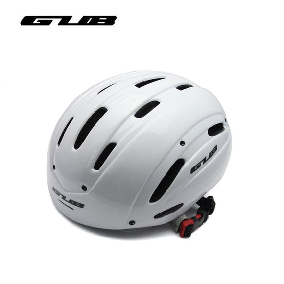 GUB Mens Field TT Helmet With UV Protection Visor Casco Ciclismo MTB Cycling Helmet Integrally-molded Road Bike Bicycle Helmet