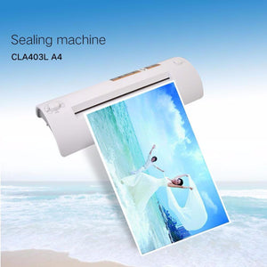 Cewaal New design A4 Photo Laminator Document Hot&Cold Thermal Laminating Machine Laminator office Plastifieuse Termolaminar