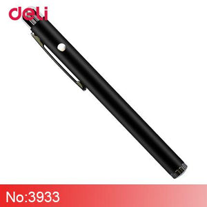 Deli Laserpointer laser Pen Point Red High-Power laser Pointers For Presenter PPT Presentation School&Office Supplies Lasers
