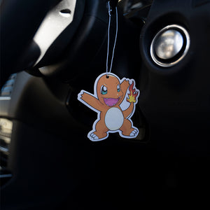 Cartoon C-P Air Freshener