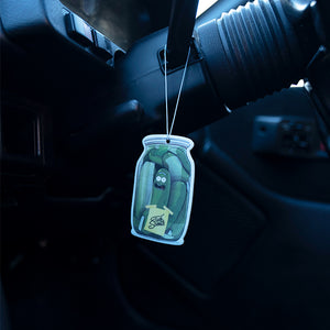 Pickle Jar Air Freshener
