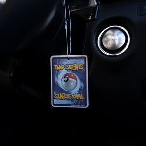 Cartoon PC-P Air Freshener