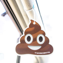 Load image into Gallery viewer, Poop Emoji Air Freshener