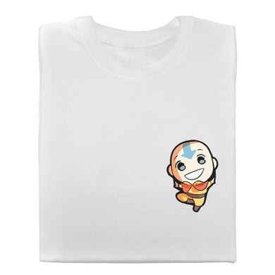 Cartoon A T Shirt