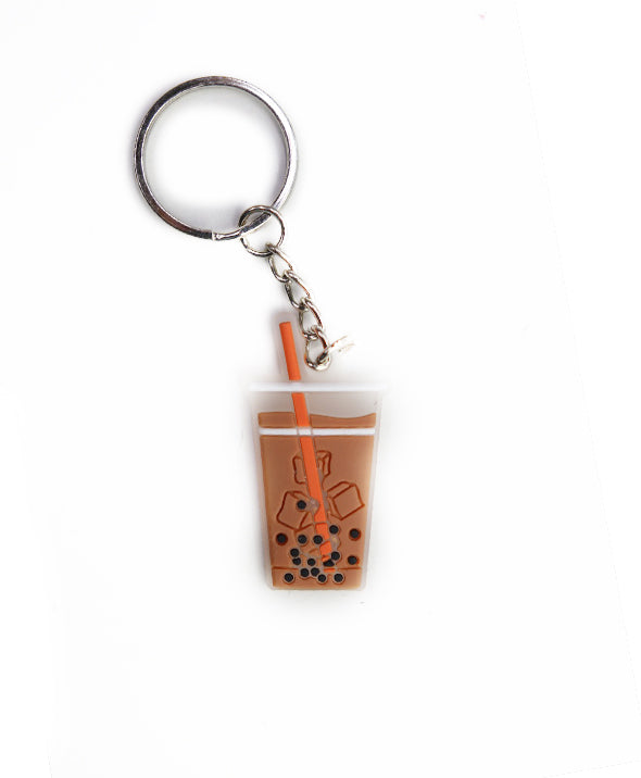 Bubble Tea - Key Ring