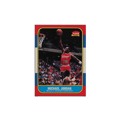 Jordan Basketball Card Air Freshener