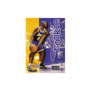 Kobe Basketball Card Air Freshener