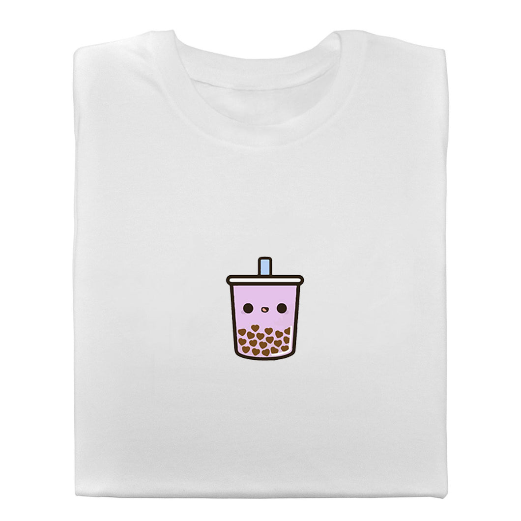 Bubble Tea Purple T Shirt