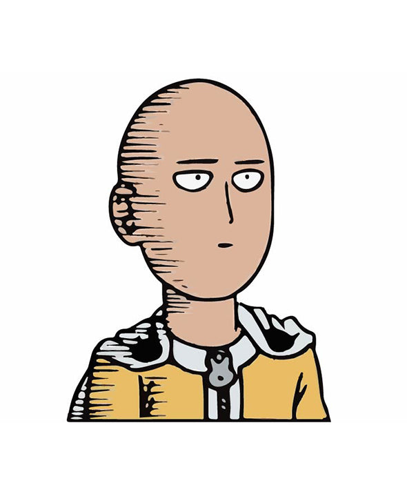 Anime OPM Air Freshener