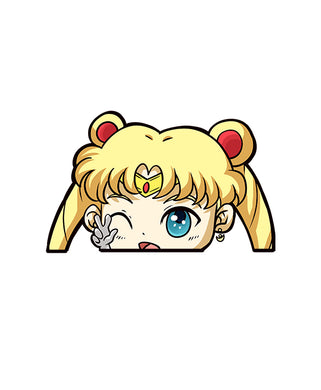 Anime SM Peeker Sticker - Car Vinyl Decal