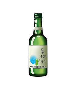 Soju Bottle Sticker - Car Vinyl Decal