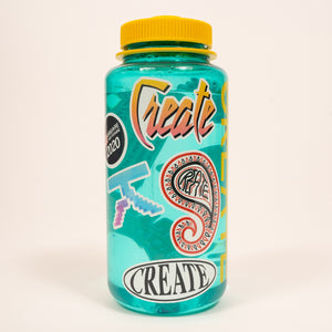 CREATE NALGENE BOTTLE
