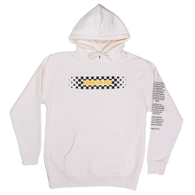 Load image into Gallery viewer, CREATE RACE CREAM HOODIE