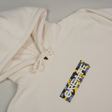 Load image into Gallery viewer, CREATE CAMO CREAM HOODIE