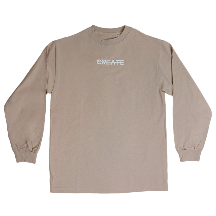 CREATE LOGO LONG SLEEVE