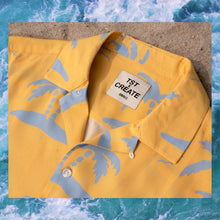 Load image into Gallery viewer, TST BUTTON-UP YELLOW