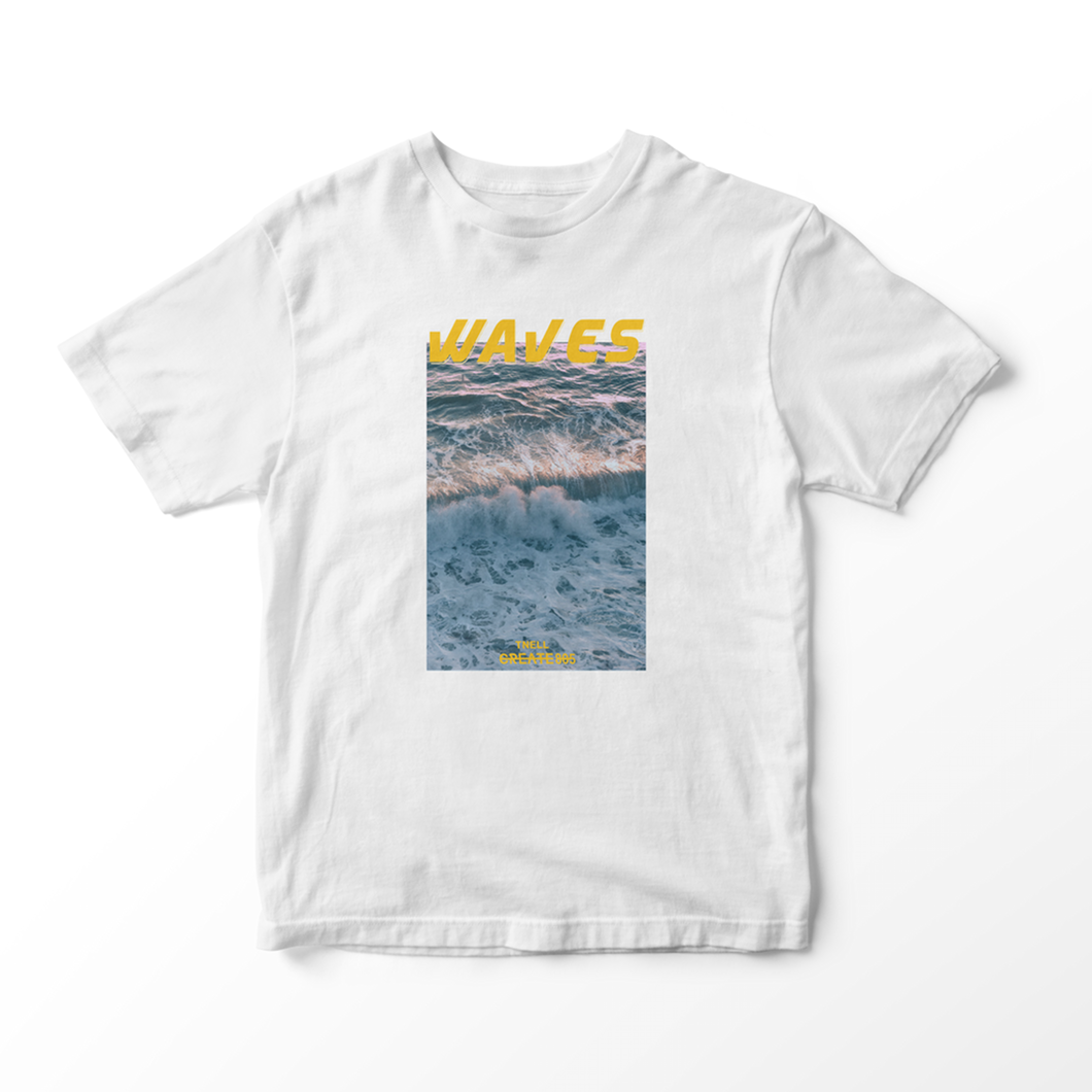 WAVES SHORT SLEEVE
