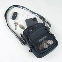 Load image into Gallery viewer, CREATE REFLECTIVE SHOULDER BAG