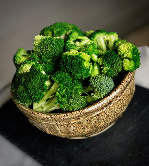 À La Carte Steamed Broccoli